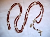 Build a 15 Decade Ladder Rosary custom, ladder rosary, build your own, rosary, custom, 15 decade
