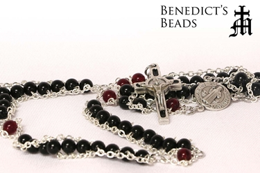 Raven Ladder Rosary