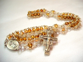 St. Francis Ladder Rosary