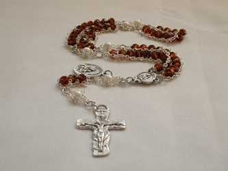 The Our Lady of Mt. Carmel Rosary