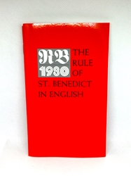 The Rule of St. Benedict (RB80)